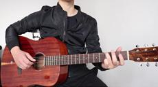 《关键词》林俊杰-吉他弹唱教学视频 - 大树音乐屋