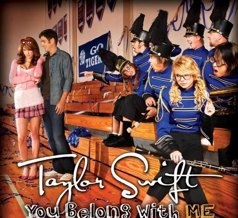 You belong with me尤克里里谱-Taylor Swift-ukulele弹唱谱